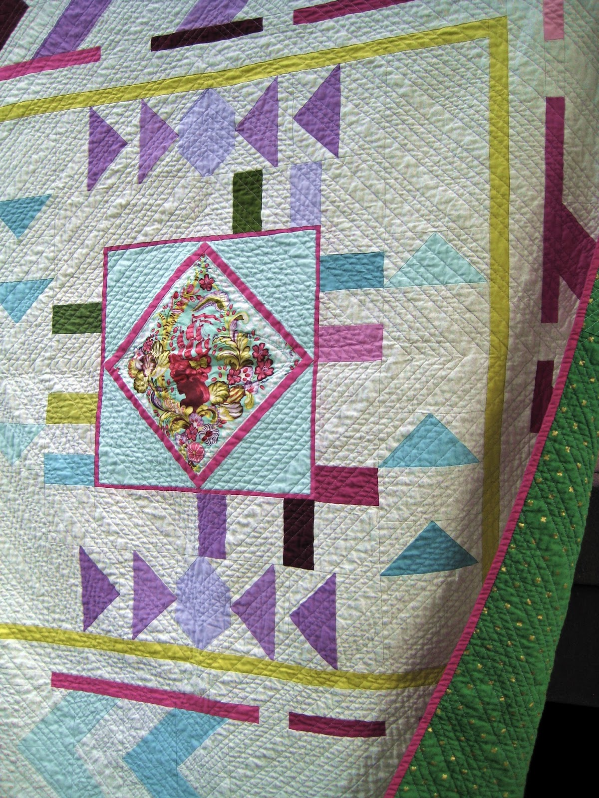 at of quilting quilts pictures mainely monterrey client main love quilt medallion long sept arm services completed