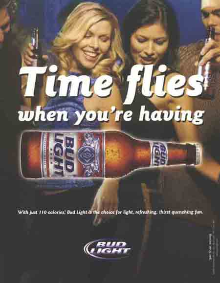 How does alcohol advertisements influence teens