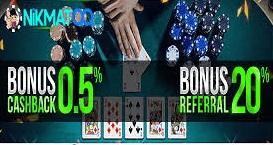 Bandar Poker Online Terpercaya - Nikmatqq.net - Agen Judi Kartu 2018