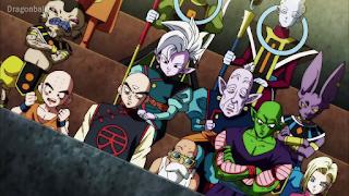 Ver Dragon Ball Super (Latino) Saga de la Supervivencia Universal - Capítulo 126