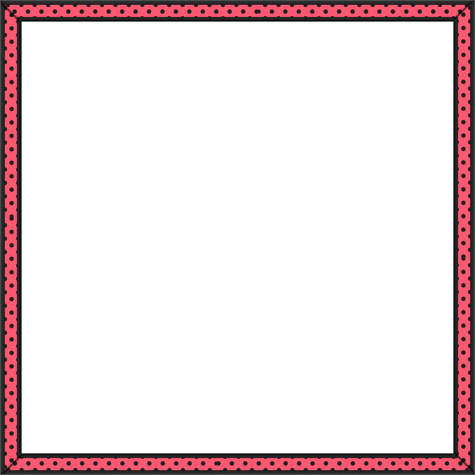 Thin Border: Free Printable Frames, Borders and Labels ...