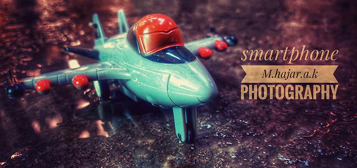 Fotografi Subjek Mini Menggunakan Smartphone dan Snapseed