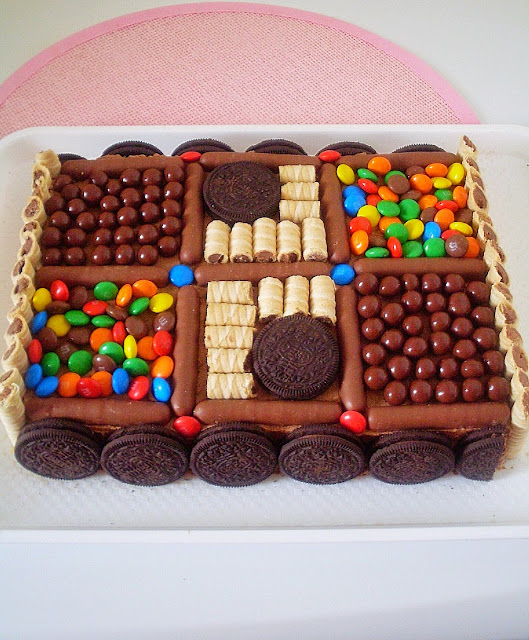 Najbolja čokoladna torta za dečji rođendan