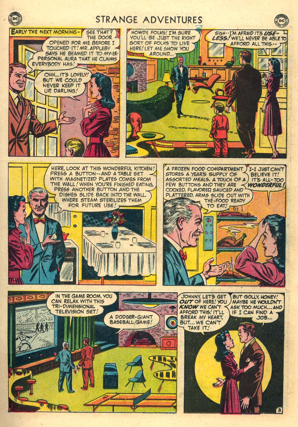 Strange Adventures (1950) issue 3 - Page 17