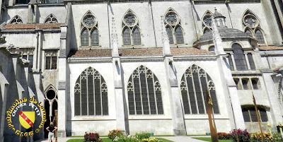 Toul - Cathédrale Saint-Etienne : Salle du Vieux Chapitre