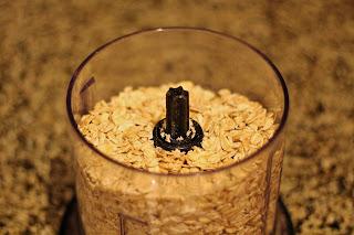 vegan carrot cake muffins oat flour healthy diy