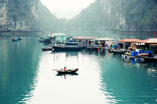 "A series of ""utopian"" photos about Vietnam on foreign magazines makes you want to explore 6"