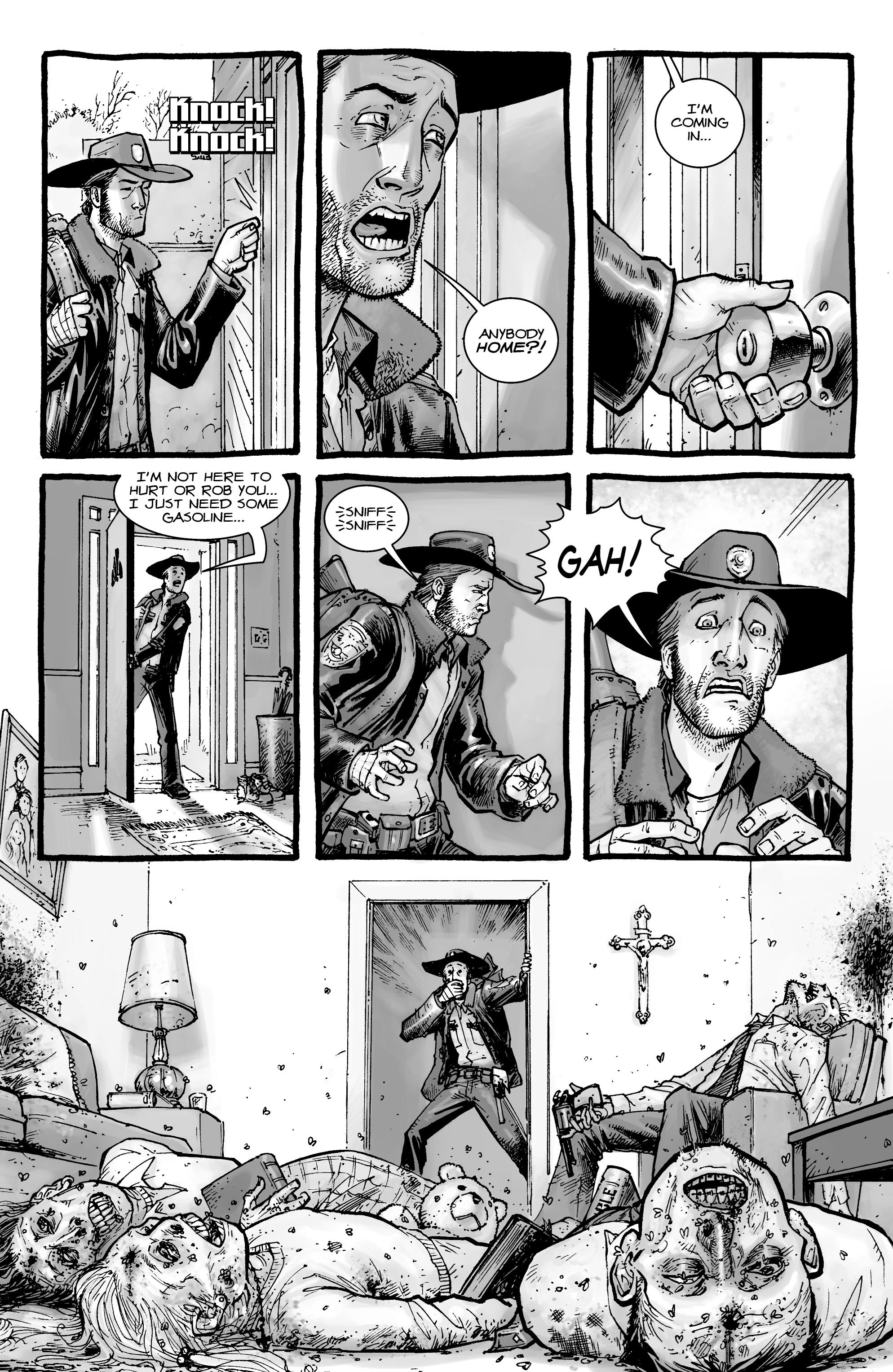 The Walking Dead issue 2 - Page 6