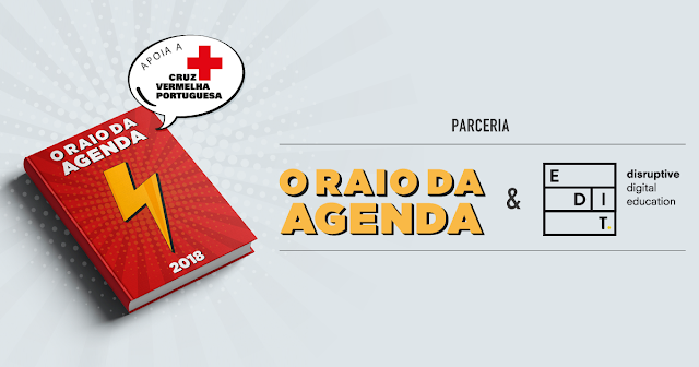 VENCEDORES PASSATEMPO | 'O Raio da Agenda 2018'