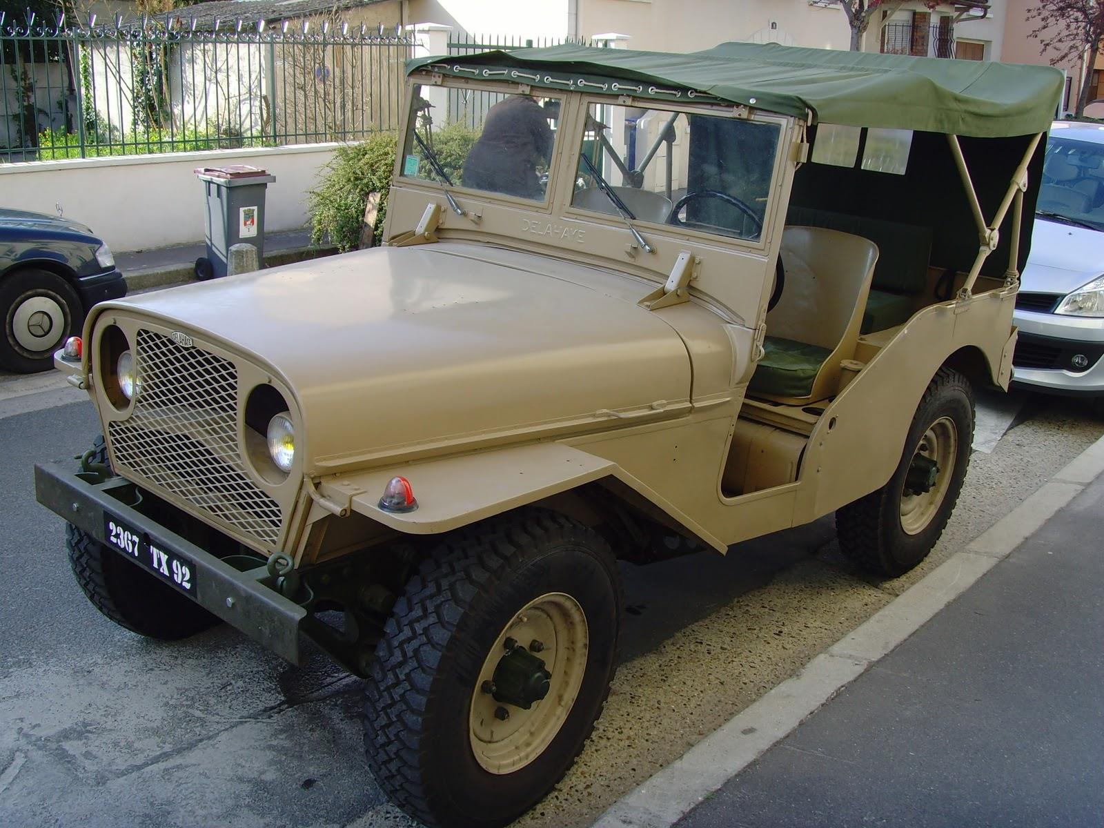 souvenez vous 44 jeep delahaye a vendre aux encheres a drouot paris 75009 10 decembre 2011. Black Bedroom Furniture Sets. Home Design Ideas