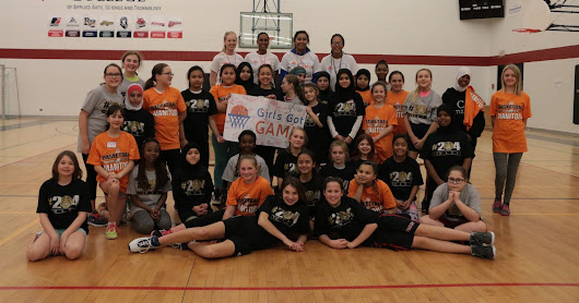 Basketball Manitoba: Girls Got Game Camp Attracts 38 New Girls to Basketball