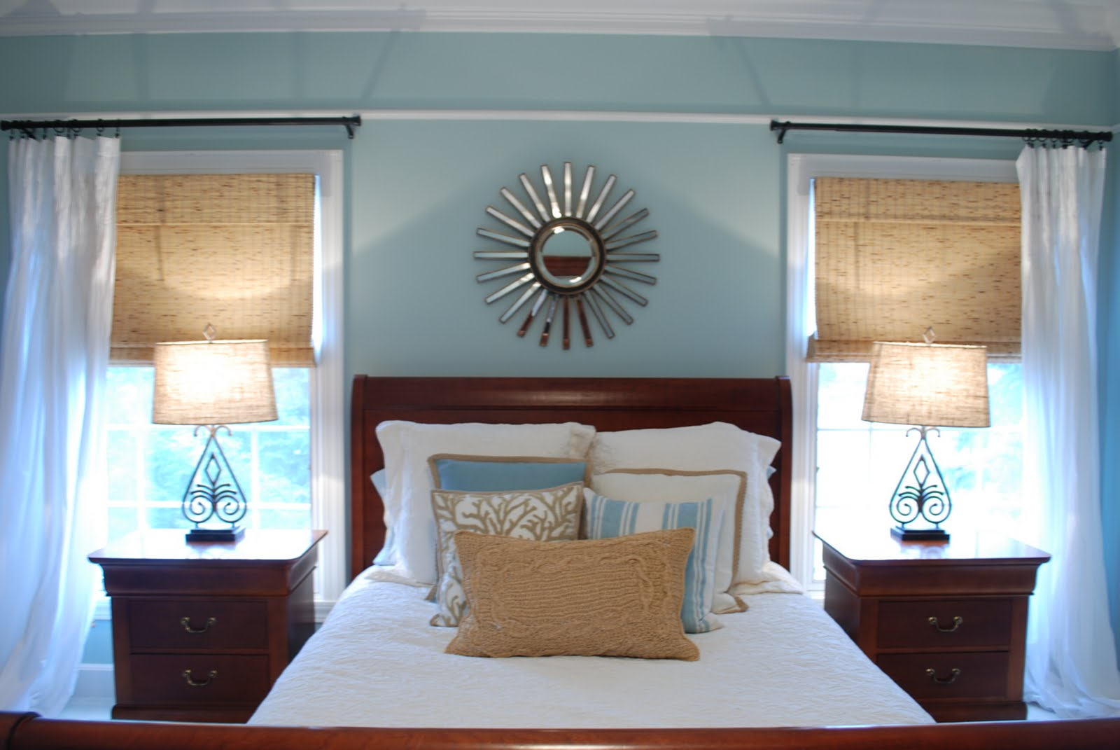 Williamsburg colonial style home tour debbiedoo 39 s - White colonial bedroom furniture ...