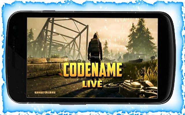 Codename: live mobile develop by tencent | Codename: live mobile trailer