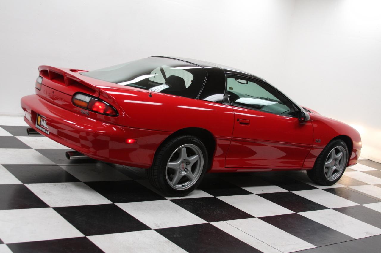 Stephen Wade Cadillac >> 1998 Camaro Z-28/SS: 1998 Camaro Z28/SS