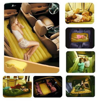 kasur mobil matras keluarga