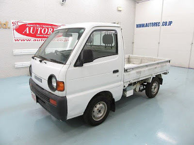 19502T5N8 1995 Suzuki Carry for USA to Savannah GA