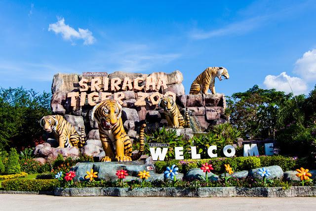 Vườn hổ Sriracha