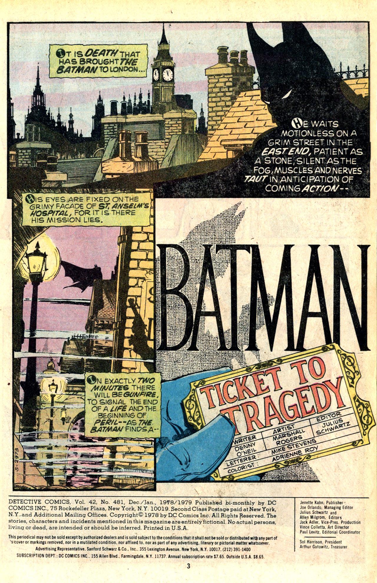 Detective Comics (1937) 481 Page 2