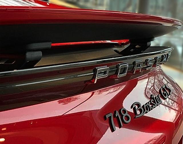 porsche-718-boxter-gts-red-rear-view