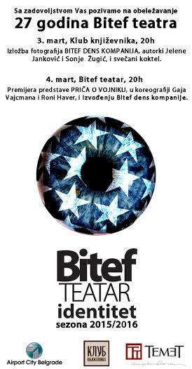 27 godina Bitef teatra