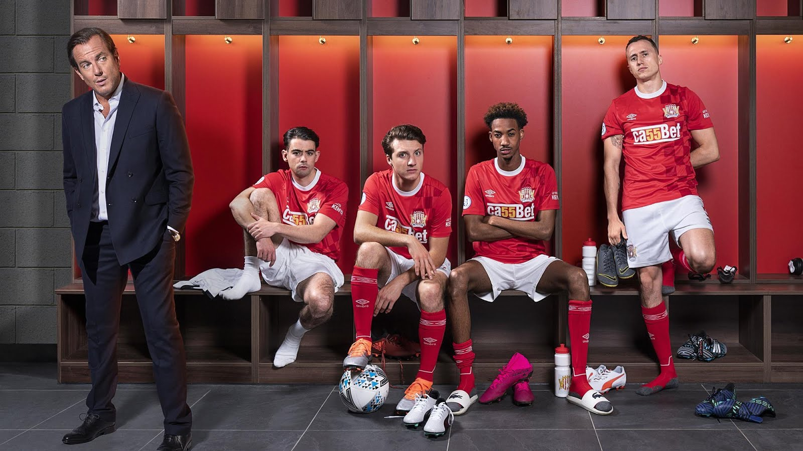 The First Team BBC One