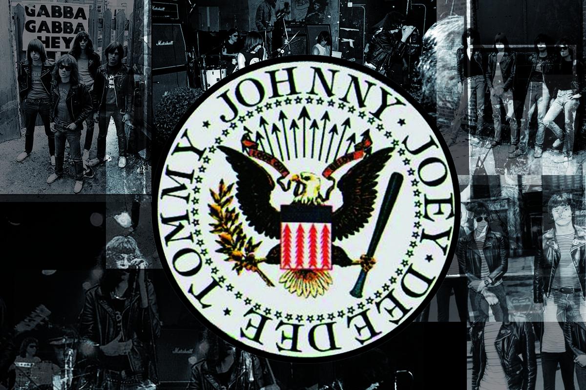 Discografia de Ramones 320 Kbps 1 link - Identi