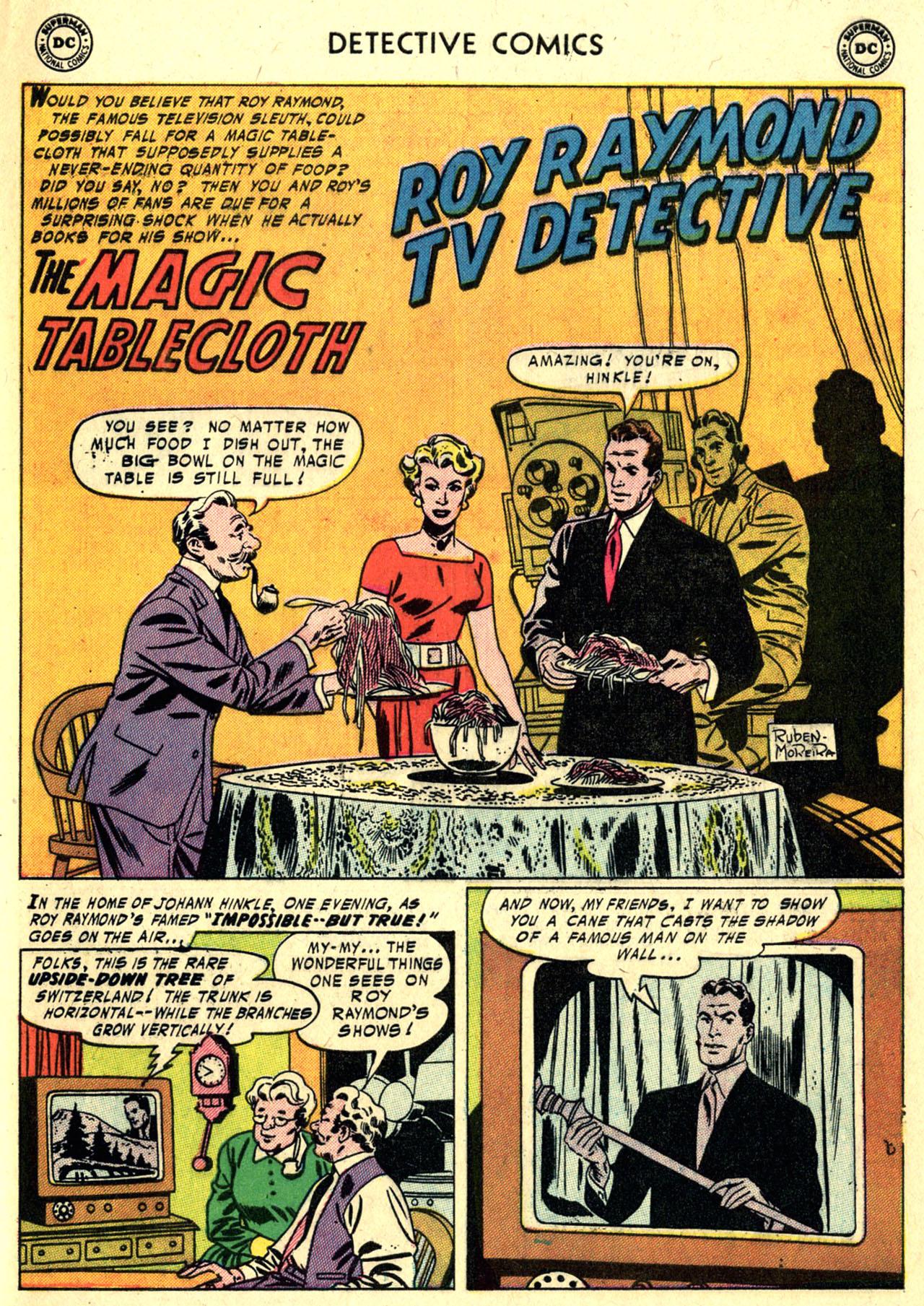 Read online Detective Comics (1937) comic -  Issue #236 - 27