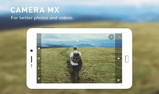تنزيل برنامج الكاميرا للموبايل camera mx