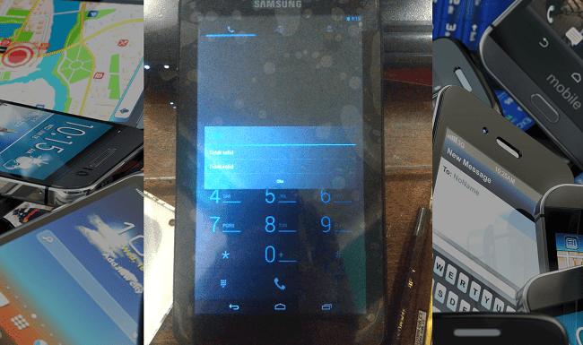 Cara Memperbaiki IMEI Tidak Valid Samsung Galaxy Tab 5 Replika