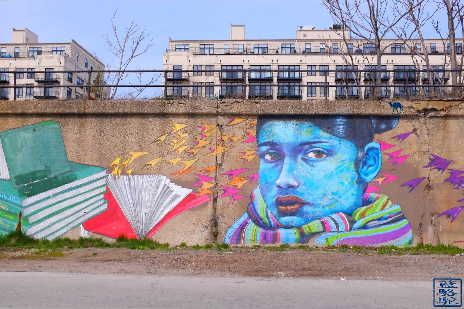 Le Chameau Bleu - 18th street Pilsen