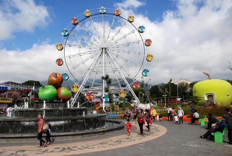Kota Wisata Batu, Malang