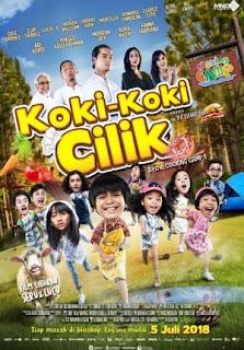 Koki-Koki Cilik 2018