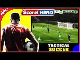 تحميل لعبة سكور هيرو للاندرويد والايفون download score hero apk ios