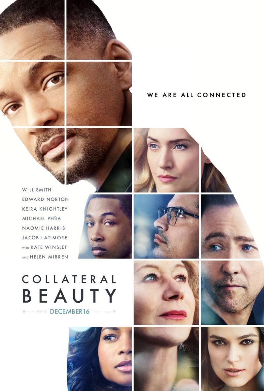 Nuevo póster internacional del drama coral 'Belleza oculta' con Will Smith