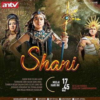 Sinopsis Shani ANTV Episode 89 - 95
