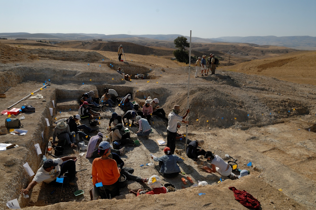 Study correlates climate change and early human activities at 1.7 million year old Algerian site