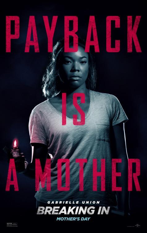 Breaking In (2018) แม่จอมอึดบุกบ้านฆ่าโจร (ซับไทย)