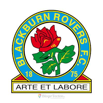 Blackburn Rovers F.C. Logo Vector