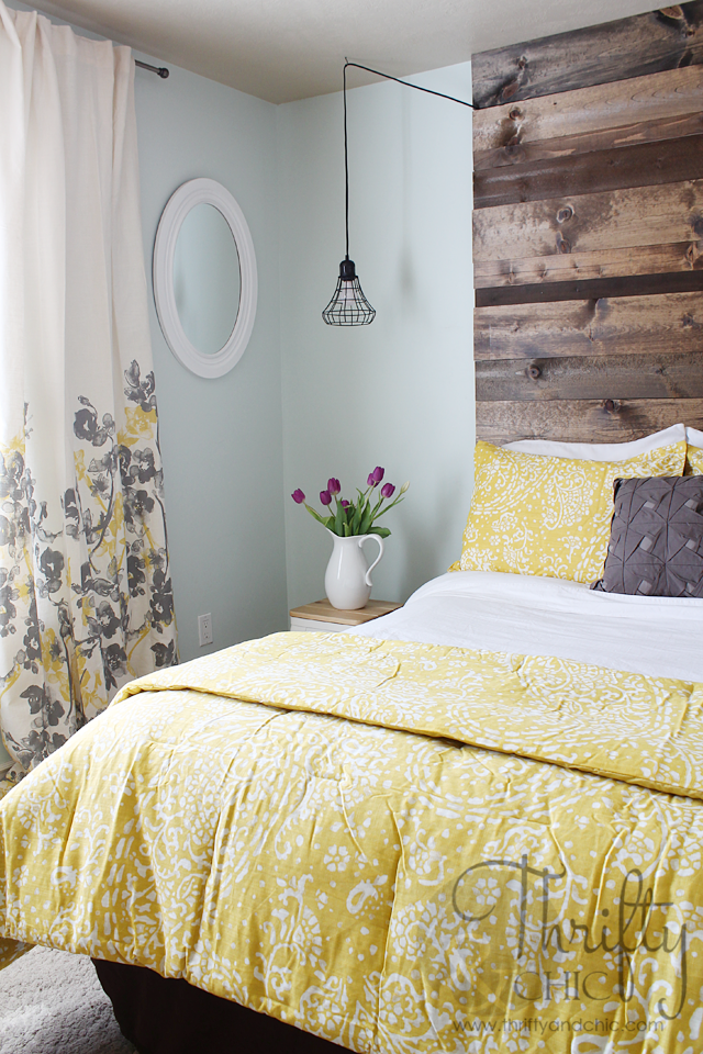 How to Create a Cohesive Look with Thrifty Finds: The ...  Thrifty Bedroom Ideas