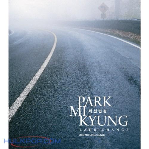 Park Mi Kyung – Lane Changing – EP (FLAC)
