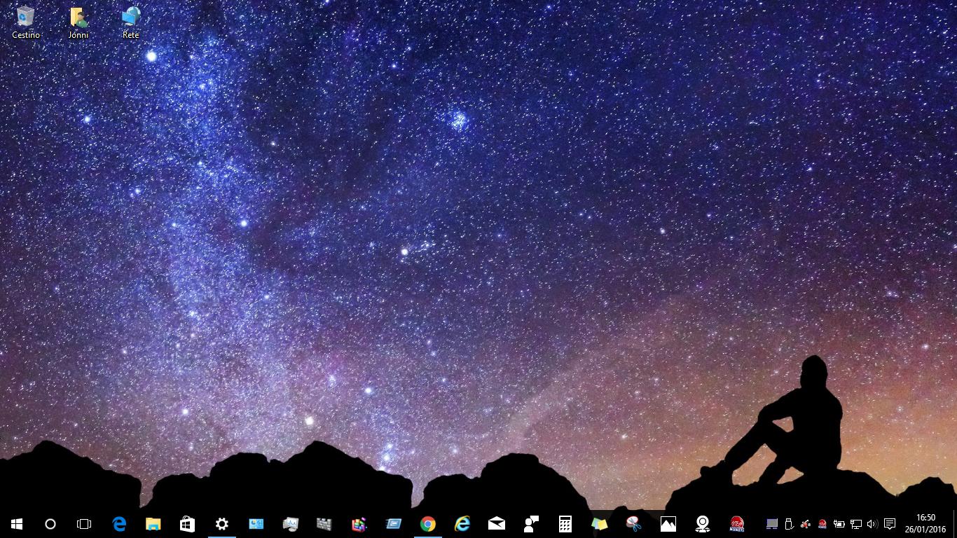 Come Impostare Lo Sfondo Del Desktop Con Le Immagini Spotlight Della
