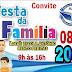 Escola Municipal Antônio Bento de Freitas promove 2ª Festa da Família no bairro Cascalheira