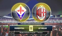 Hasil Video Fiorentina VS AC Milan 7 April 2013