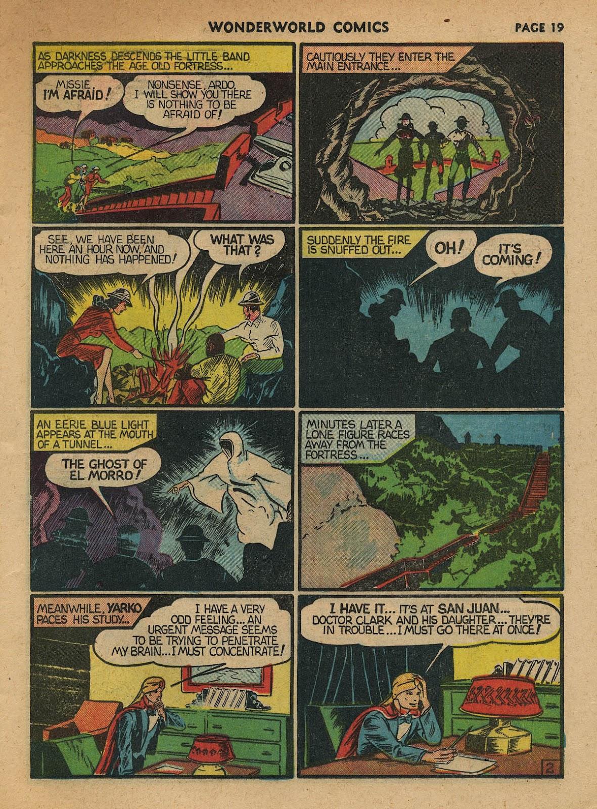 Wonderworld Comics issue 23 - Page 21