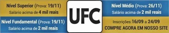 Apostila concurso Universidade Federal do Ceará 2017