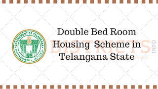 Double Bed Room Housing  Scheme in Telangana State