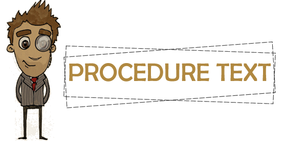 Procedure Text E Tkj