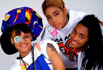 """Lirik Lagu TLC - Way Back"""