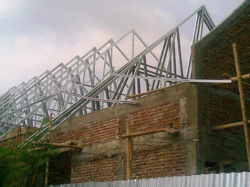 Rangka Baja Ringan Untuk Atap Asbes Tips Memilih | Informasi Harga Bahan ...