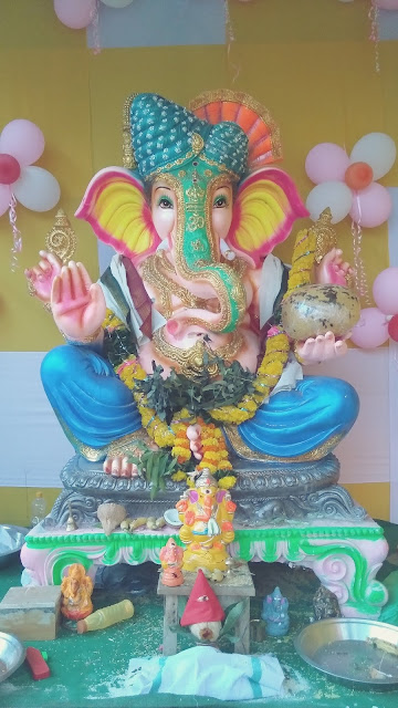 "The ""Vinayaka Statue"" is a big symbol of personality development"